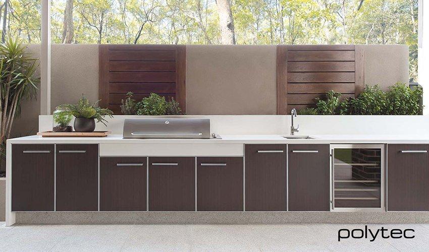 Polytec Alfresco Kitchen