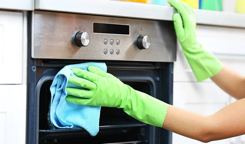 cleaning kitchen with natural remedies