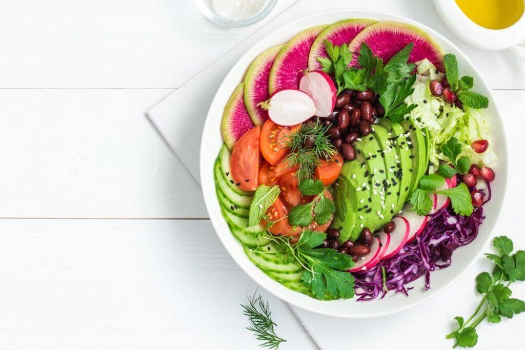 Colourful Vegetables - Kitchen Craftsmen