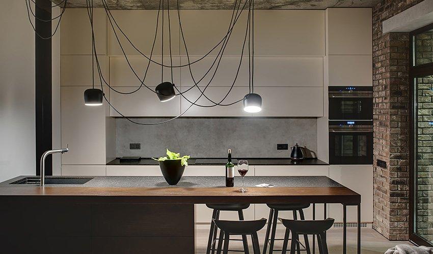industrial kitchen design example