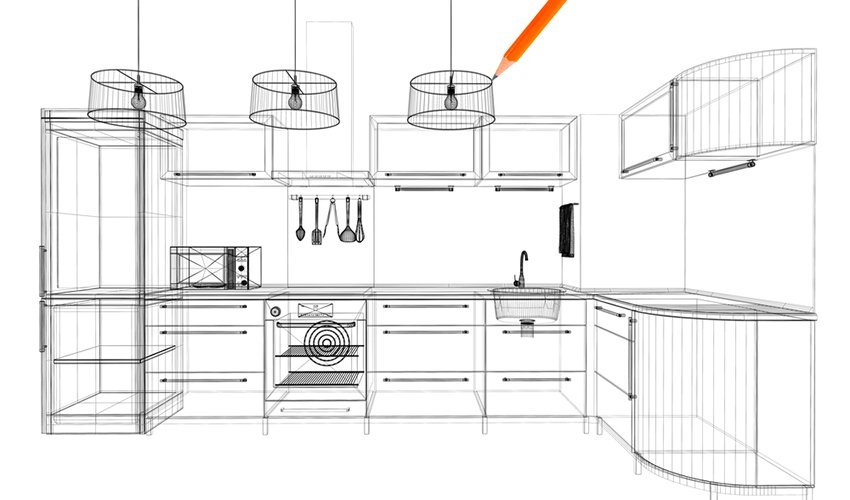 kitchen layout design kitchen craftsmen perth