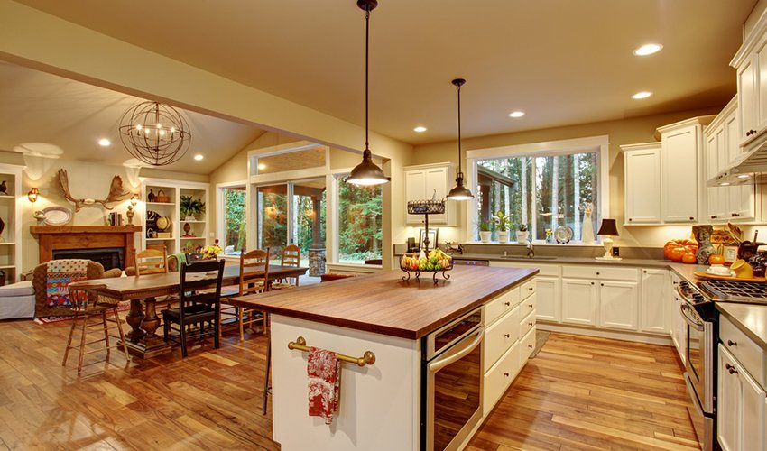 luxury country kitchen design 45