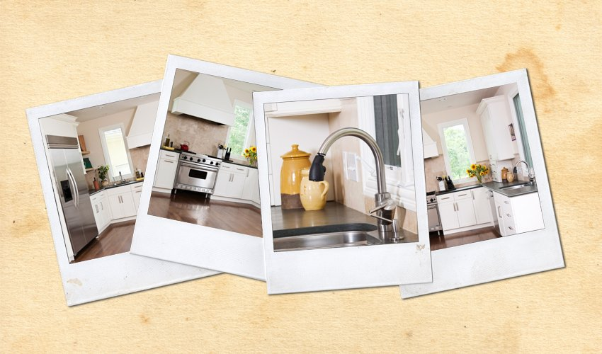 Take photo's of your kitchen