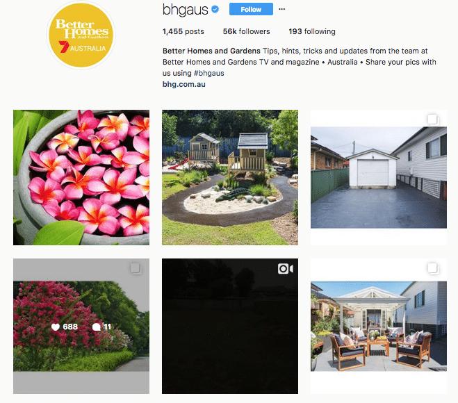 Better Homes Australia - Instagram - Kitchen Craftsmen