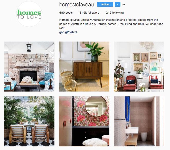 Homes To Love AU - Instagram - Kitchen Craftsmen