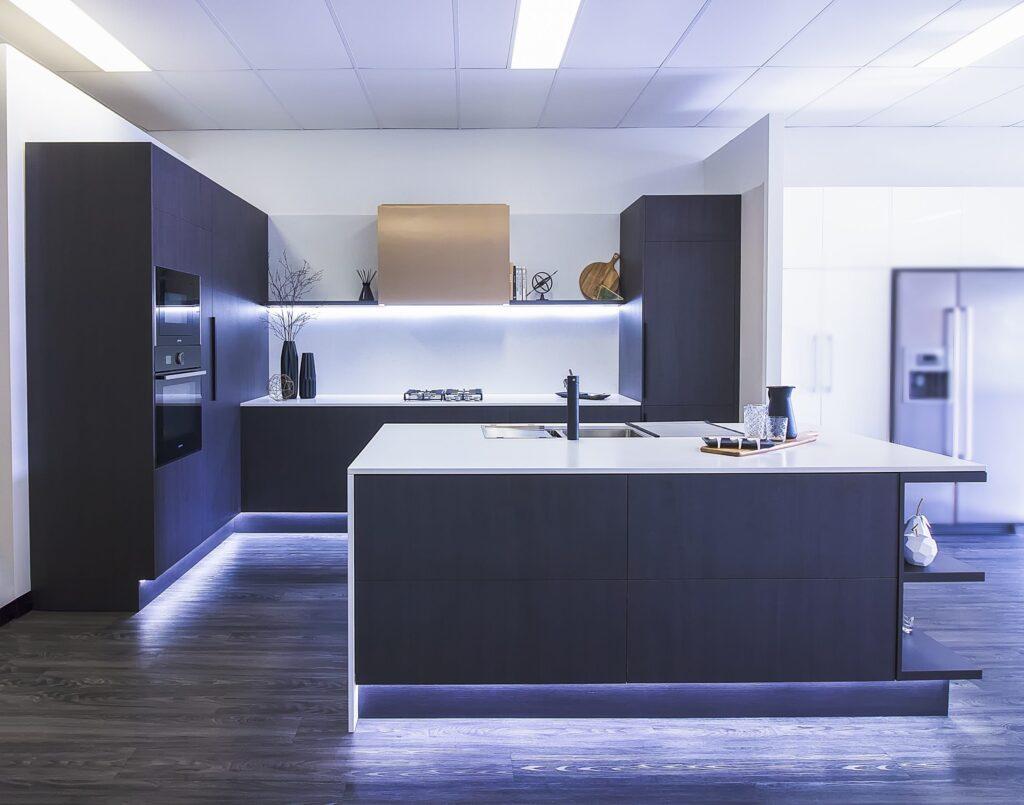 Think Glamour Kitchen