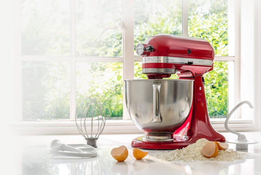 Stand Mixer Kitchen Aid