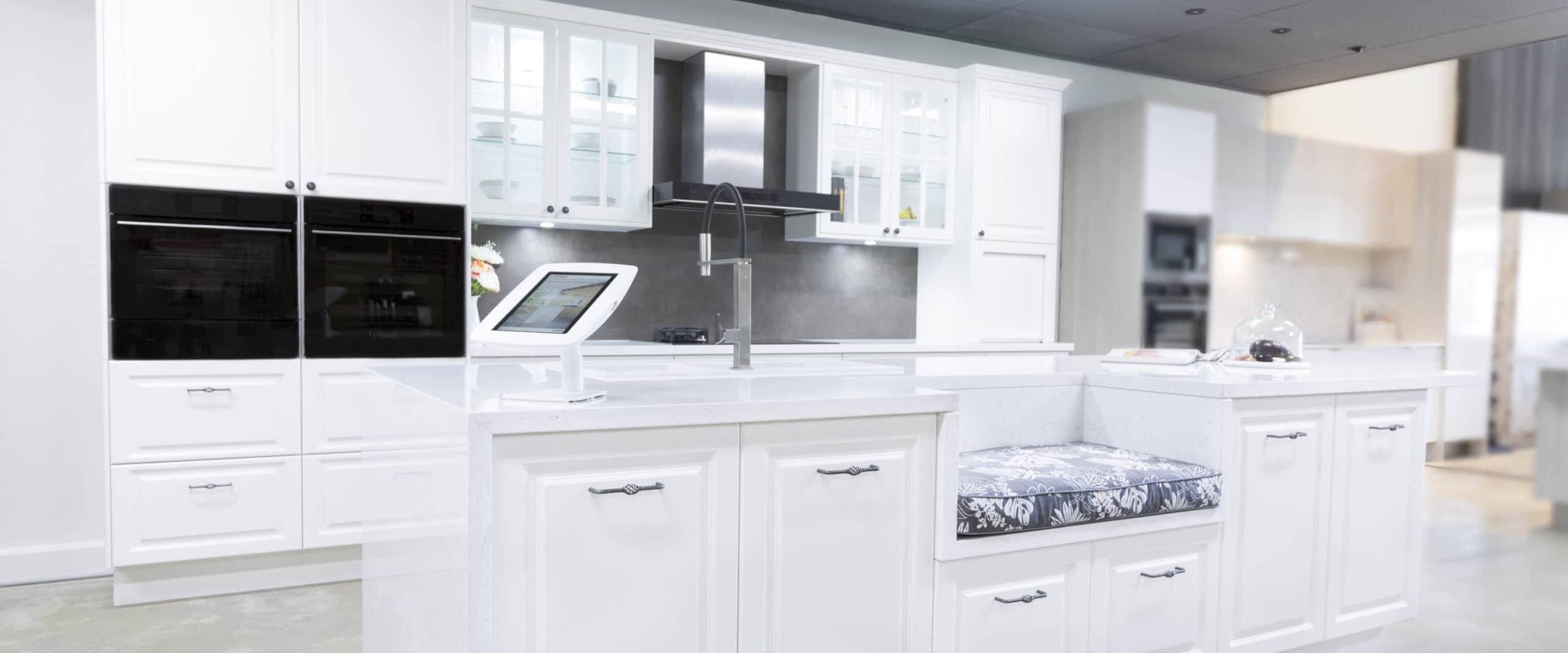 claremont showroom kitchen