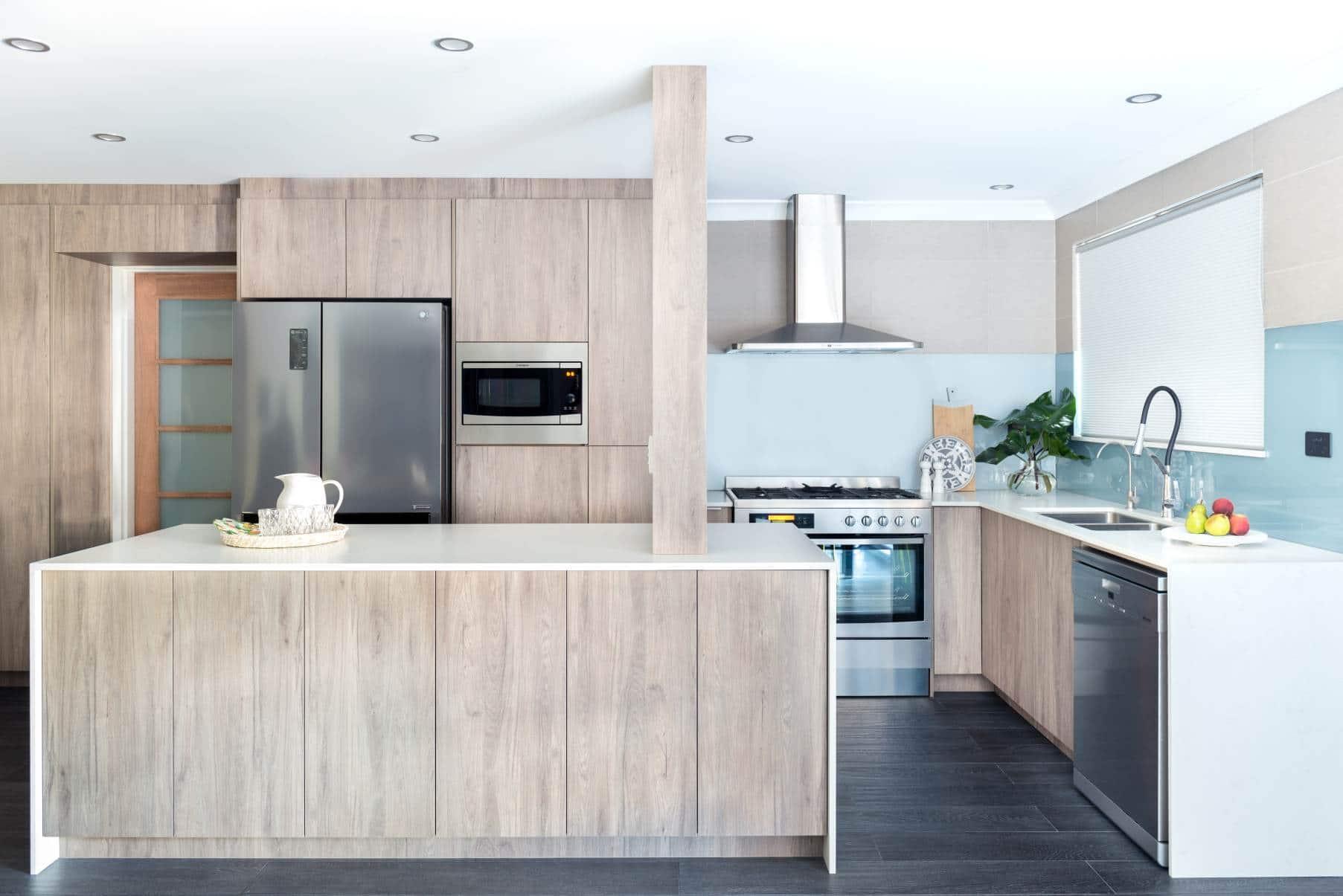 Kitchen Craftsmen Renovation Modern Kitchen Perth