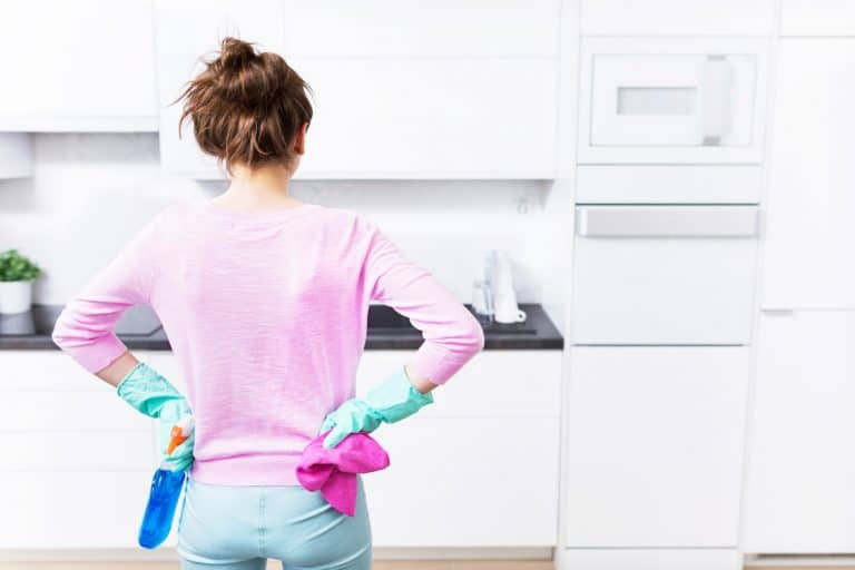 kitchen cleaning - kitchen craftsmen perth