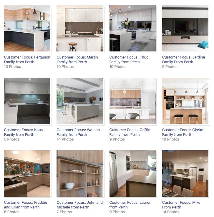 Kitchen Craftsmen Perth - Facebook Albums