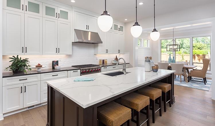 kitchen craftsmen renovation blog cabinet finishes white shaker cabinets