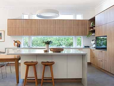 kitchen craftsmen renovation client project two toned