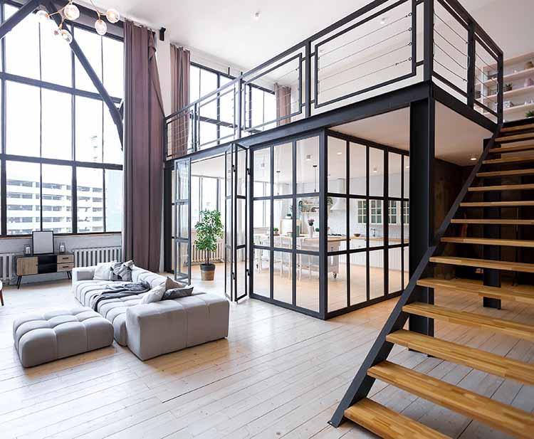 kitchen craftsmen renovation blog broken plan living glass walls