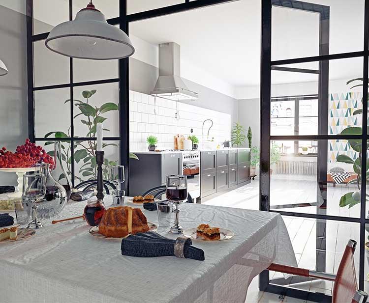 kitchen craftsmen renovation blog broken plan living socialising